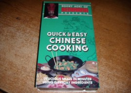 Quick & Easy Chinese Cooking [VHS]